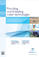 Modern Water Corporate Brochure