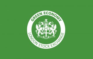 Green Economy London Stock Exchange Logo